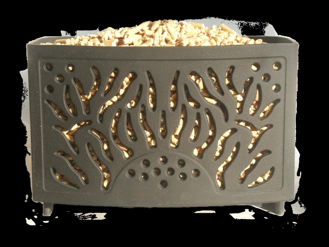 cesta de pellet pelletkorb